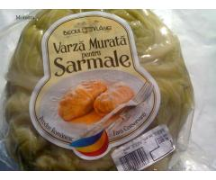 Varza murata - sauerkraut, pickles