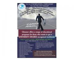 Inscrierile pentru diferite Colegii si Universitati prin programul Student Finance pentru Septembrie
