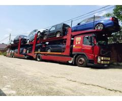 Transport masini autorizat Londra-Bucuresti