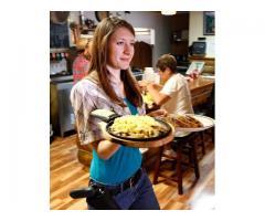 Waitresses Chicken Cottage Paddington