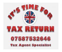 Tax Return - £50