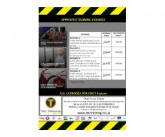 TRAFFIC BANKSMAN-FIRST AID-FIRE SAFETY-SATURDAY AND SUNDAY