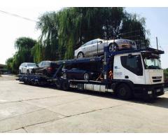 Transport masini Anglia-Romania