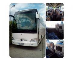 Efectual transport persoane si colete cu  microbuze si autocare